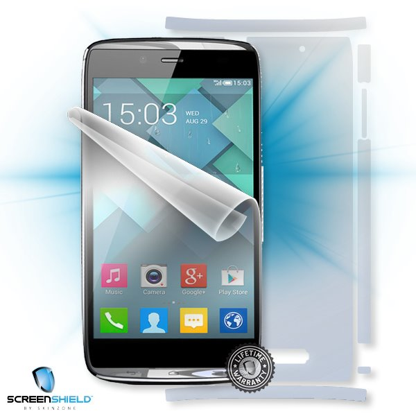 ScreenShield Alcatel One Touch 6032 Idol Alpha - Film for display + body protection