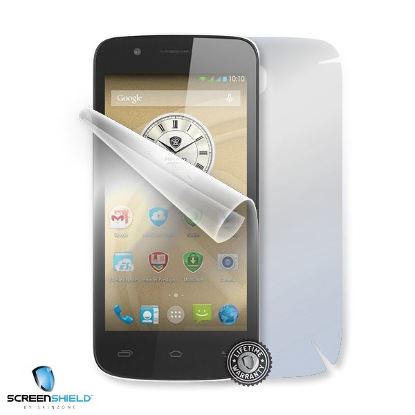 ScreenShield Prestigio PSP 3404 DUO - Film for display + body protection
