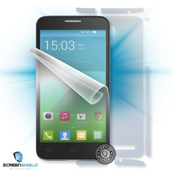 ScreenShield Alcatel One Touch 6036Y Idol 2 Mini S - Film for display + body protection