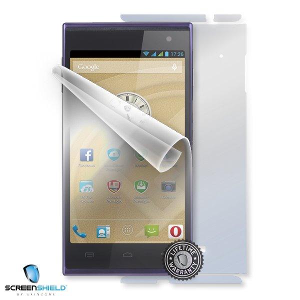 ScreenShield Prestigio PAP 5505 DUO - Film for display + body protection
