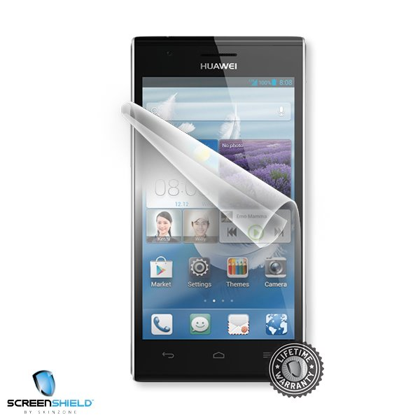 ScreenShield Huawei Ascend P2 - Film for display protection