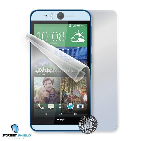 ScreenShield HTC Desire Eye - Film for display + body protection
