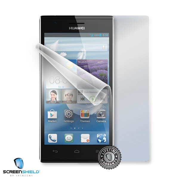 ScreenShield Huawei Ascend P2 - Film for display + body protection