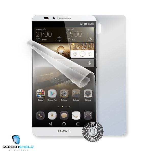 ScreenShield Huawei Ascend Mate 7 - Film for display + body protection