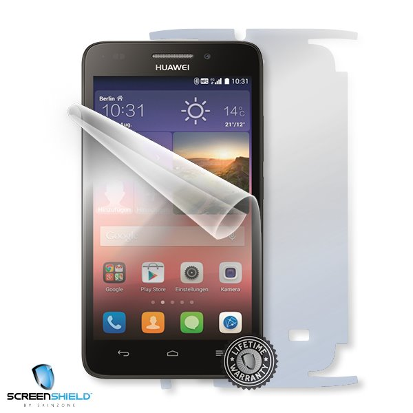 ScreenShield Huawei Ascend G620S - Film for display + body protection