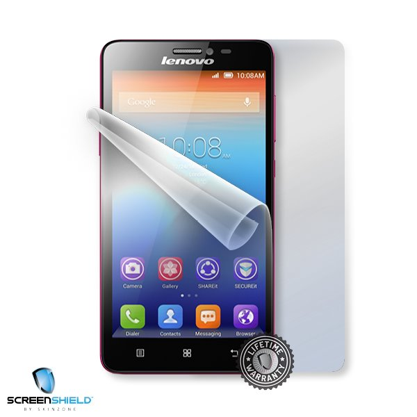 ScreenShield Lenovo S850 - Film for display + body protection