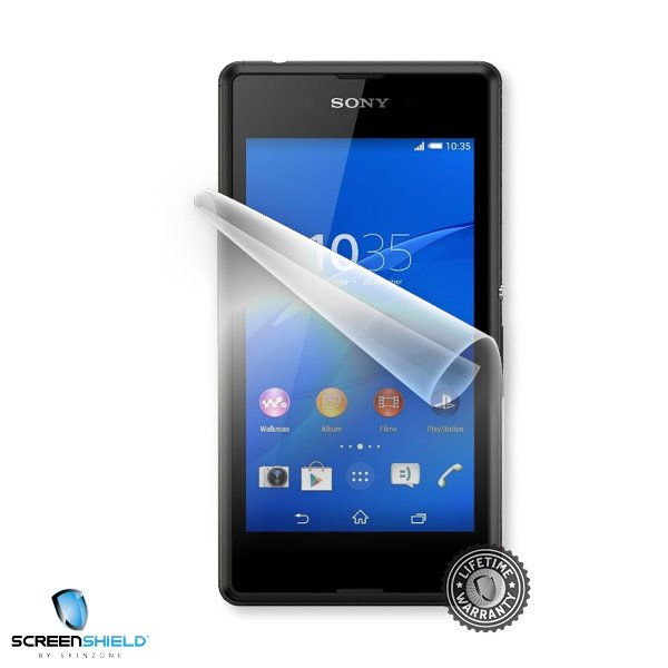 ScreenShield Sony Xperia E3 - Film for display protection