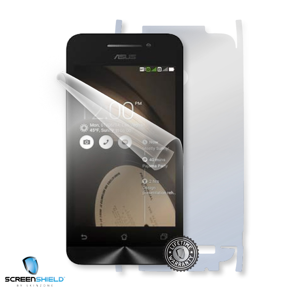 ScreenShield Asus ZenFone 4 A450CG - Film for display + body protection