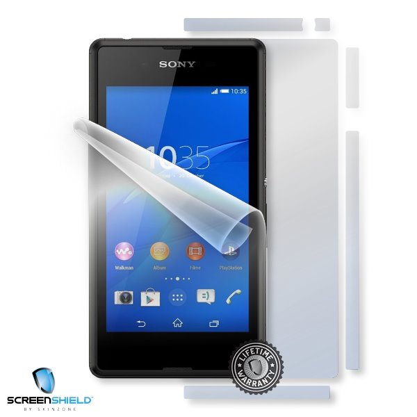 ScreenShield Sony Xperia E3 - Film for display + body protection