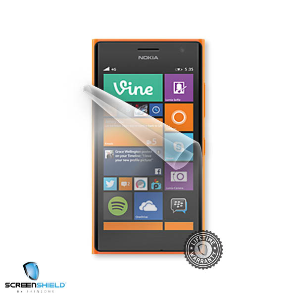 ScreenShield Nokia Lumia 735 - Film for display protection