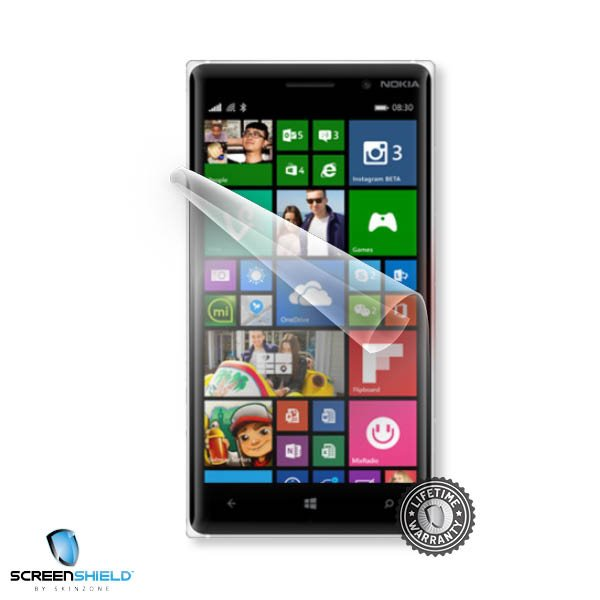 ScreenShield Nokia Lumia 830 - Film for display protection