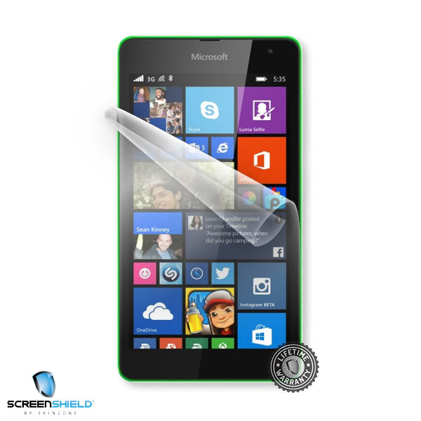 ScreenShield Nokia Lumia 535 - Film for display protection