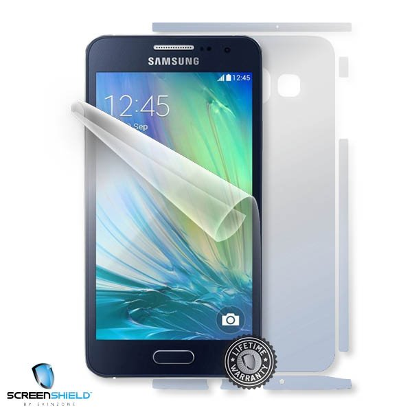 ScreenShield Samsung Galaxy A300F A3 - Film for display + body protection