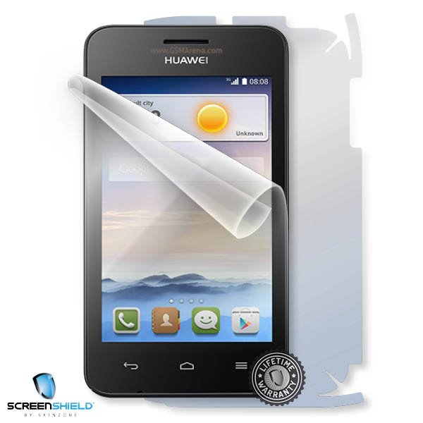 ScreenShield Huawei Ascend AY330 - Film for display + body protection