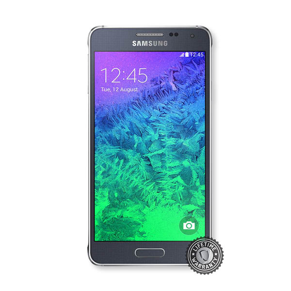 ScreenShield Samsung Galaxy Alpha G850F Tempered Glass - Film for display protection