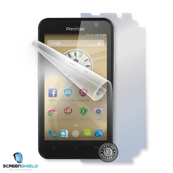 ScreenShield Prestigio PSP 3450 DUO - Film for display + body protection