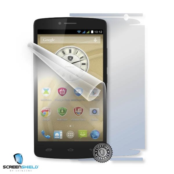 ScreenShield Prestigio PSP 5550 DUO - Film for display + body protection