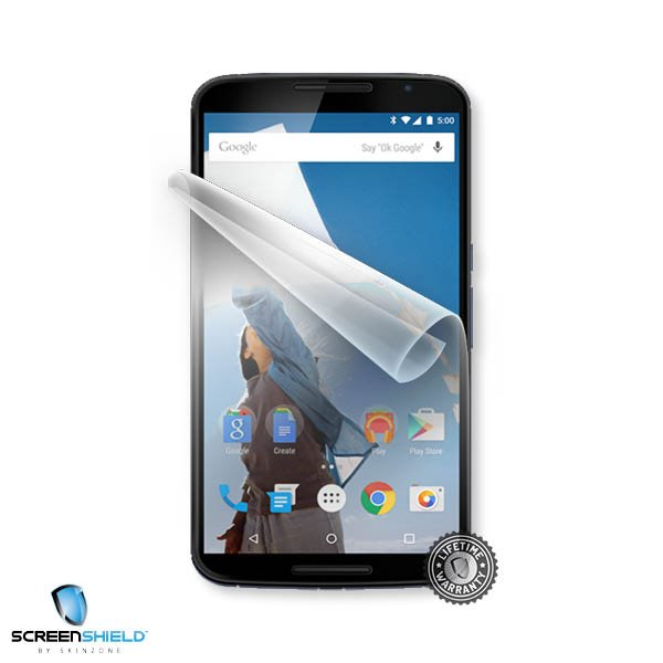 ScreenShield Motorola NEXUS 6 - Film for display protection