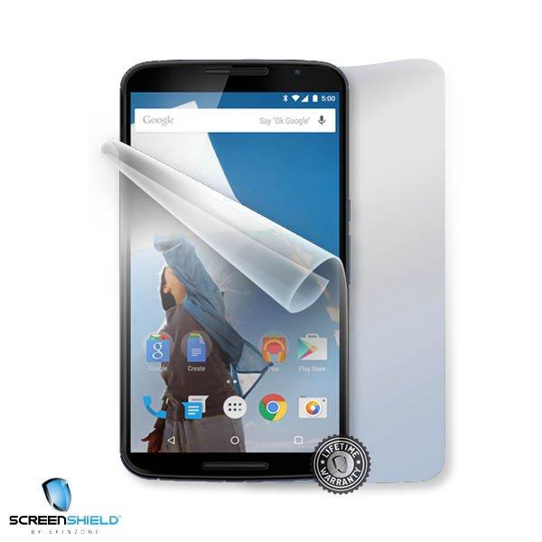 ScreenShield Motorola NEXUS 6 - Film for display + body protection
