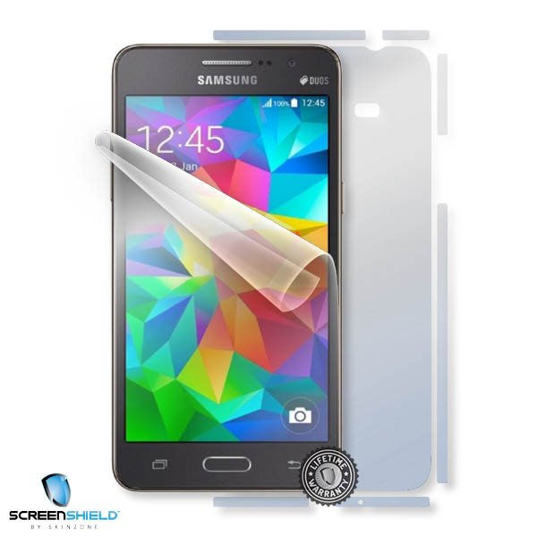 ScreenShield Samsung Galaxy Grand Prime G530 - Film for display + body protection