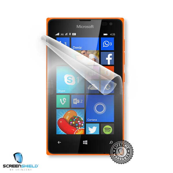 ScreenShield Nokia Lumia 435 - Film for display protection