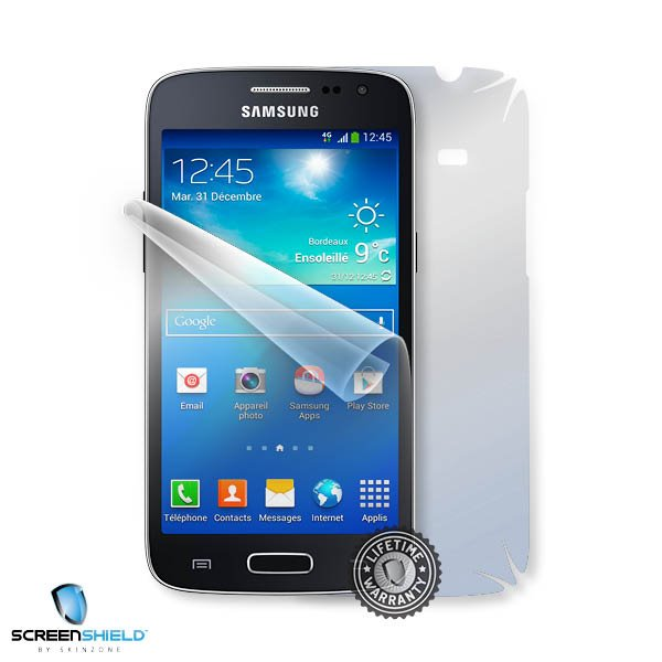 ScreenShield Samsung Galaxy Core LTE G386 - Film for display + body protection
