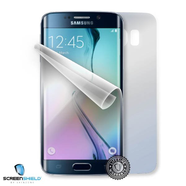 ScreenShield Samsung Galaxy S6 Edge G925 - Film for display + body protection