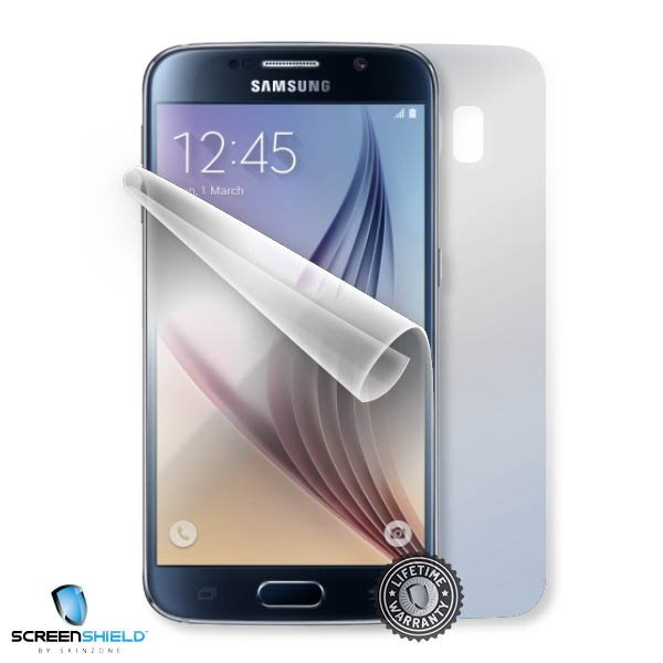 ScreenShield Samsung Galaxy S6 G920 - Film for display + body protection