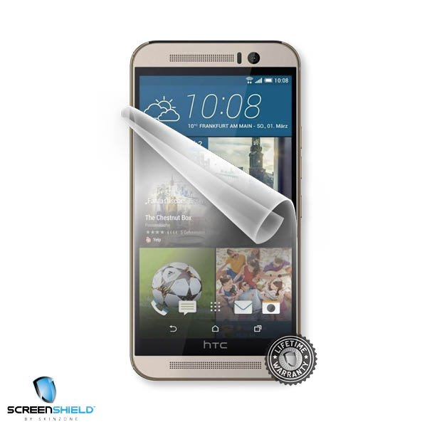 ScreenShield HTC One M9 - Film for display protection
