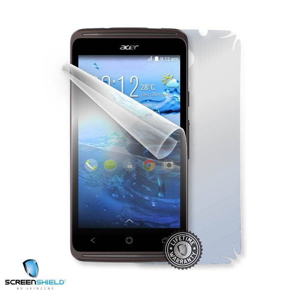 ScreenShield Acer Liquid Z410 - Film for display + body protection