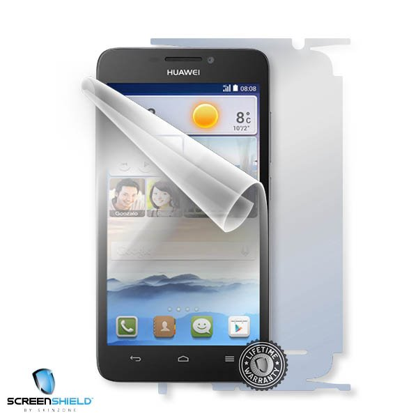 ScreenShield Huawei Ascend G630 - Film for display + body protection