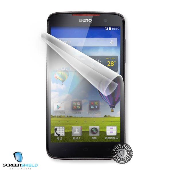 ScreenShield BENQ F5 4G - Film for display protection