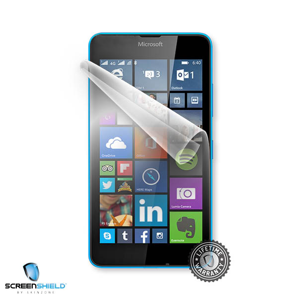 ScreenShield Microsoft Lumia 640 - Film for display protection