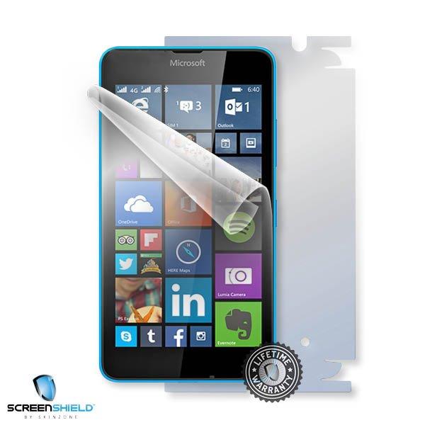 ScreenShield Microsoft Lumia 640 - Film for display + body protection
