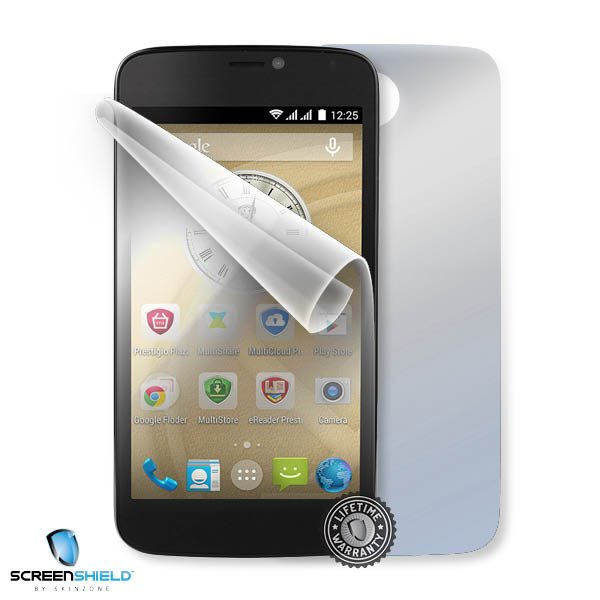 ScreenShield Prestigio PSP 3502 DUO - Film for display + body protection