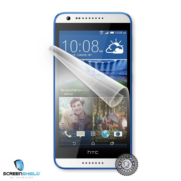 ScreenShield HTC Desire 620 - Film for display protection