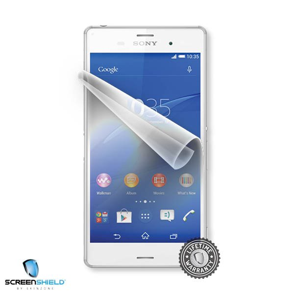 ScreenShield Sony Xperia Z3 Dual - Film for display protection