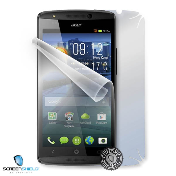 ScreenShield Acer Liquid E700 - Film for display + body protection