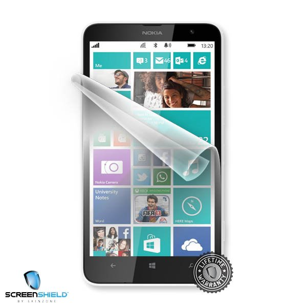 ScreenShield Microsoft Lumia 1330 - Film for display protection