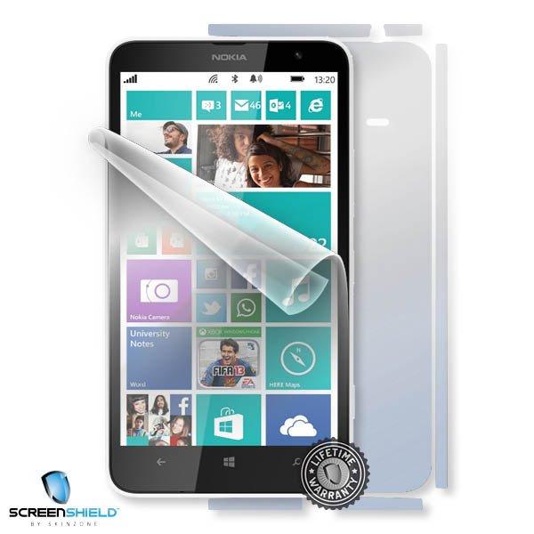 ScreenShield Microsoft Lumia 1330 - Film for display + body protection