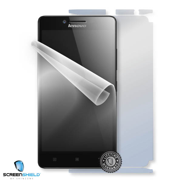 ScreenShield Lenovo A6000 - Film for display + body protection