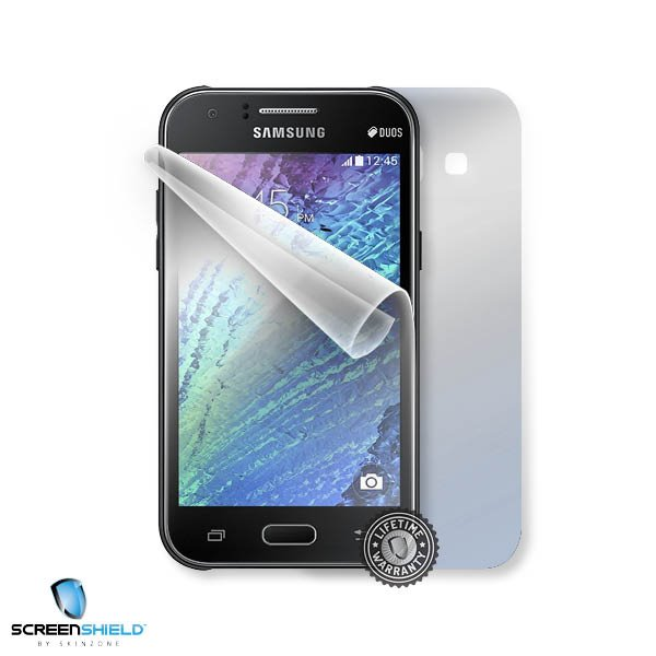 ScreenShield SamsungJ100H Galaxy J1 - Film for display + body protection