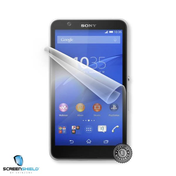 ScreenShield Sony Xperia E4 - Film for display protection