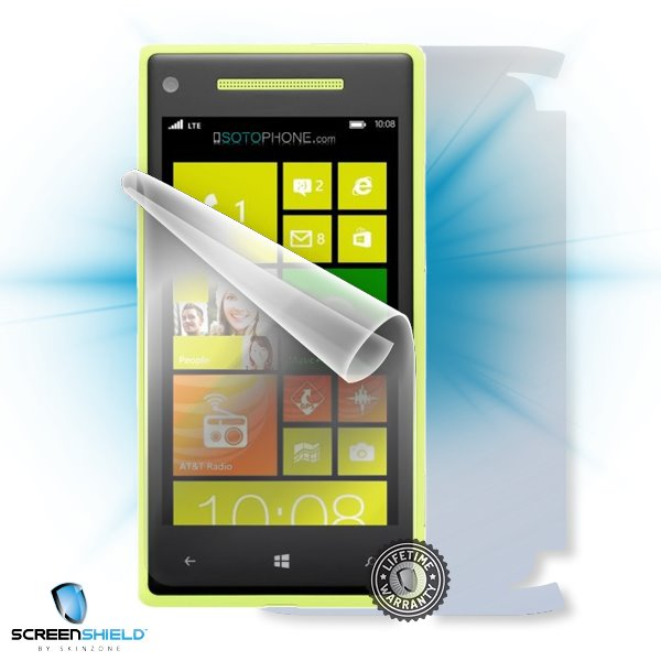 ScreenShield Nokia Lumia 635 - Film for display + body protection