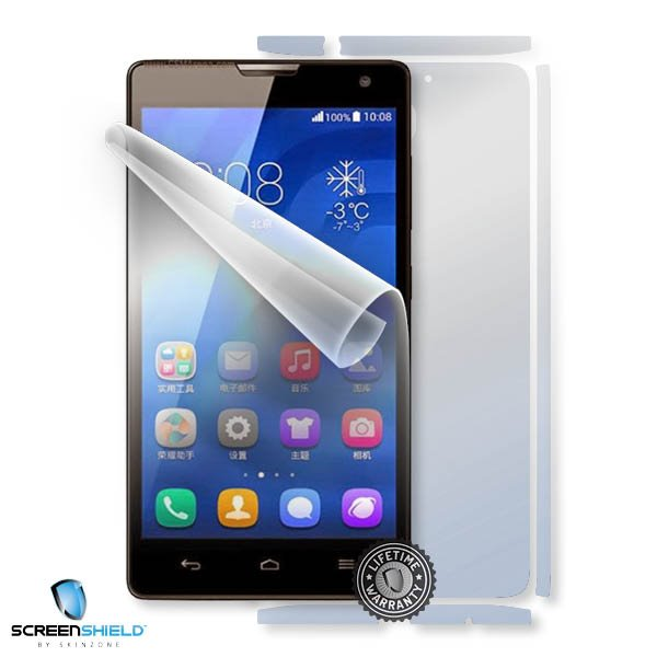 ScreenShield Huawei Ascend G750 - Film for display + body protection