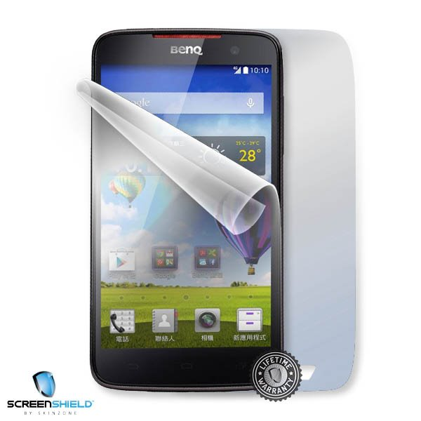 ScreenShield BENQ F5 4G - Film for display + body protection