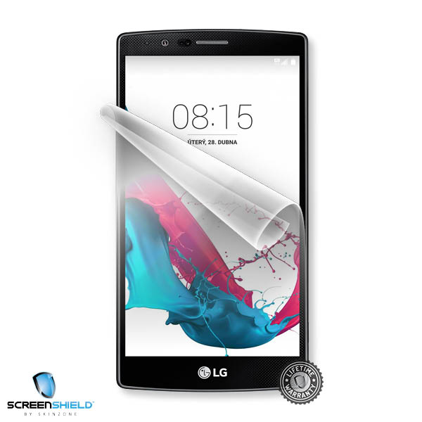 Screenshield LG G4 H815 Tempered Glass - Film for display protection
