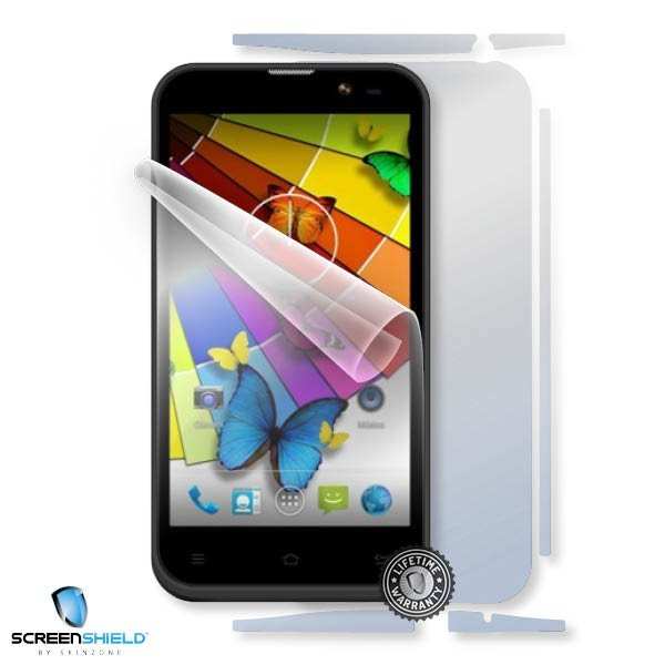 ScreenShield Zopo ZP700 - Film for display + body protection