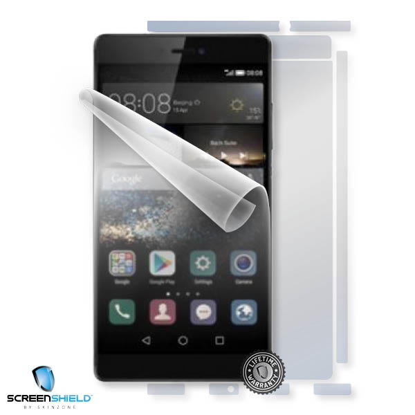 ScreenShield Huawei P8 - Film for display + body protection