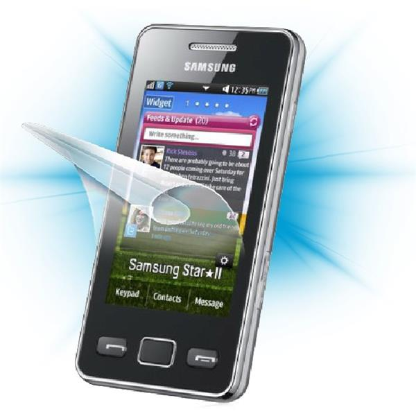 ScreenShield Samsung Star II (S5260) - Film for display protection